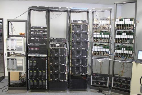 Motorola Digital Smartnet 10ch Trunking System w/Quantar MTC3600