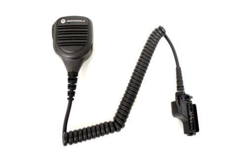 Motorola PMMN4051B Speaker Mic (Intrinsically Safe)