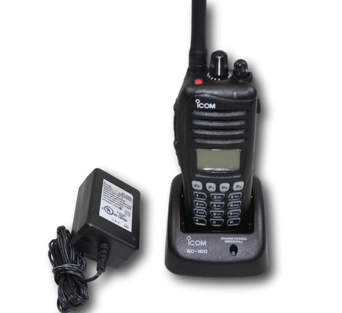 Icom IC-F3161DT (65) VHF (136-174MHz) Portable Radio