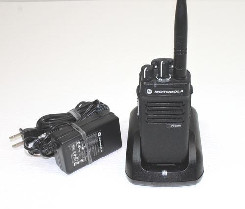 Motorola XPR3300e UHF (403-527MHz) Wi-Fi Digital Portable Radio