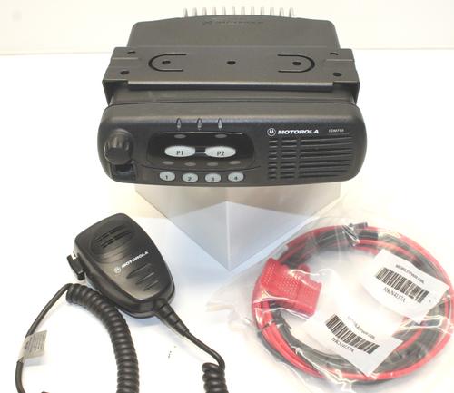 Motorola CDM750 UHF (403-470MHz) Mobile Radio (25W) AAM25RHC9AA1AN