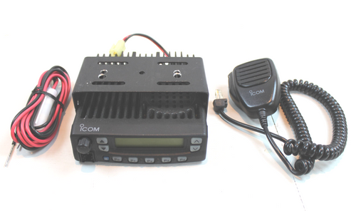Icom IC-F621-2 TR UHF (440-490 MHz) 256 Ch 45W TRUNKING Mobile Radio
