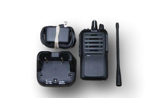 Icom IC-F4001 UHF (400-470MHz) Portable Radio