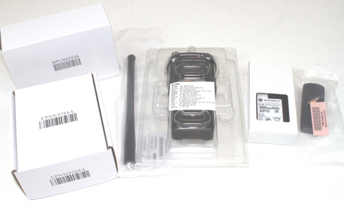 Motorola APX 4000 APX4000 VHF Model 2 PHASE 2 P25 Trunking BlueTooth GPS NEW