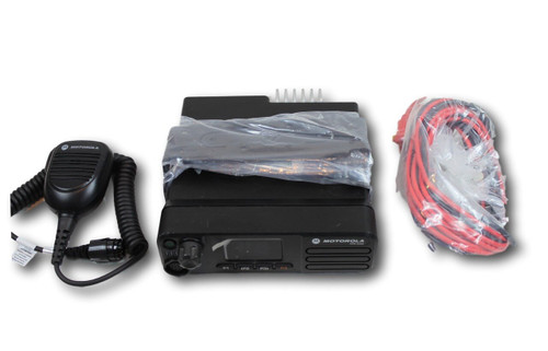 Motorola MOTOTRBO XPR5350 UHF 403-470 MHz 25W Digital Mobile Radio