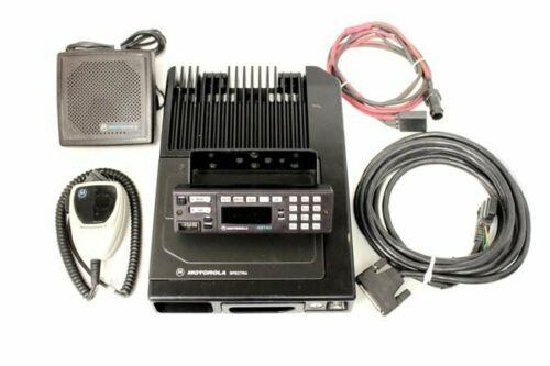 Motorola Astro Spectra (W7) UHF (450-485MHz) Mobile Radio (100W)