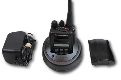 Motorola EX600 XLS UHF (450-520MHz) Portable Radio