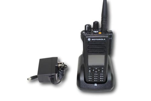 Motorola TRBO XPR7550e UHF (403-527MHz) Portable Radio (ENABLED) CPS 2.0
