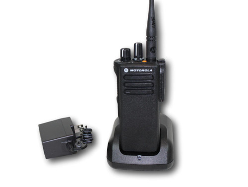 Motorola TRBO XPR7380e 800/900MHz Portable Radio