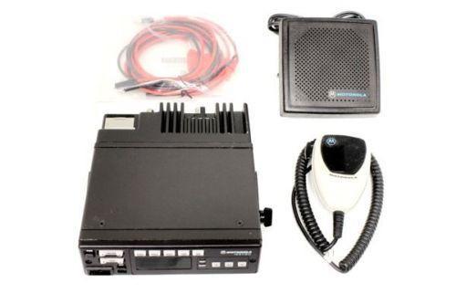 Motorola Astro Spectra (W5) UHF (450-485MHz) Mobile Radio (40W)