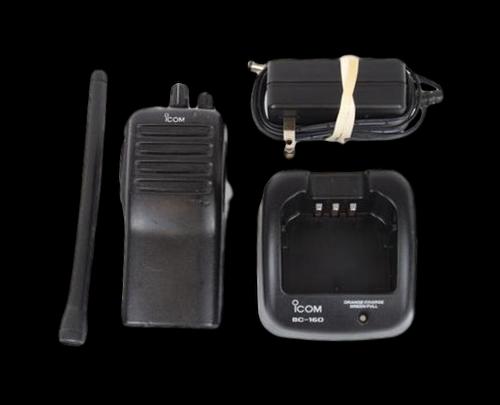 Icom IC-F14 VHF (136-174MHz) Portable Radio