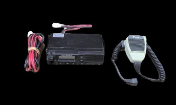 Vertex VX-2500U UHF (450-490 MHz) Mobile Radio