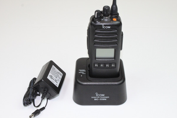 Icom IC-F80S (05) UHF (400-470 MHz) 256 Channels 4W MDC