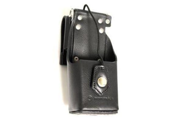 Motorola NNTN4115A Leather Holster (New)
