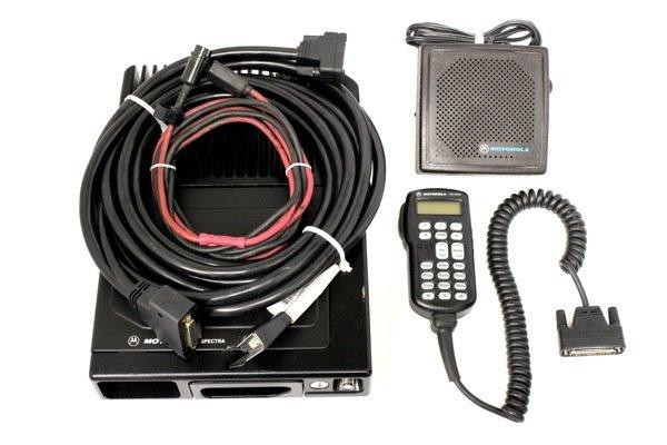 Motorola Astro Spectra (W3) VHF (146-174MHz) Mobile Radio 2.5kHz (110W)