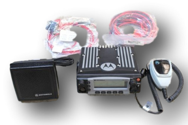 Motorola XTL5000 UHF (380-470MHz) Mobile Radio (40W)