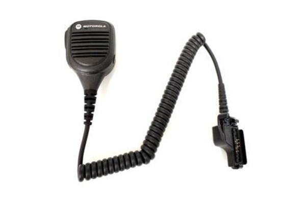 Motorola PMMN4051A Speaker Mic (Intrinsically Safe)