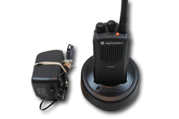 Motorola PR860 Lowband (35-50MHz) Portable Radio