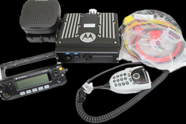 Motorola XTL2500 UHF (450-520MHz) Mobile Radio (40W) - Remote Mount