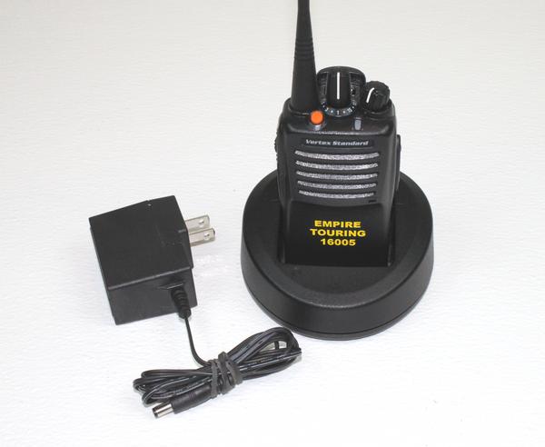Vertex VX-451-G7-5 UHF (450-512MHz) Portable Radios w/ ENGRAVING