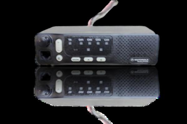 Motorola M1225 UHF (450-470MHz) 4ch Mobile Radio (25W)