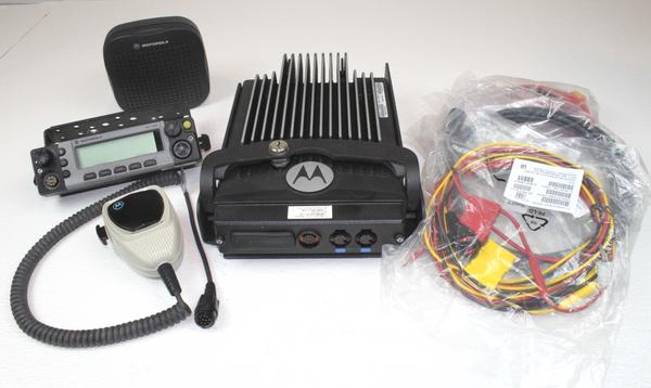 Motorola XTL5000 VHF (136-174MHz) Mobile Radio (110W) - Remote Mount
