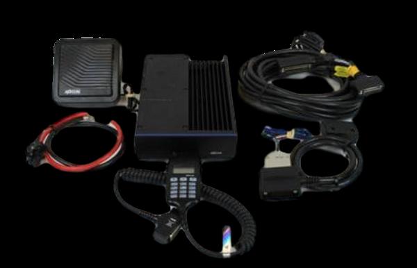 Harris M/A-Com M7100IP VHF (136-174MHz) Mobile Radio (EDACS/P25)