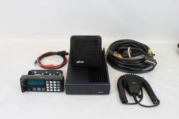 Harris M/A-Com M7100 VHF (136-174MHz) Mobile Radio (EDACS/P25)