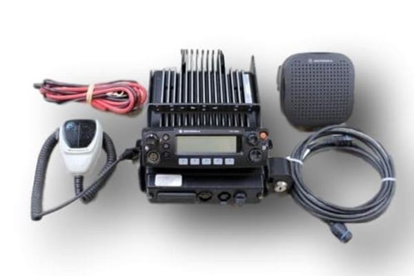 Motorola XTL2500 UHF (380-470MHz) Mobile Radio (100W) - Remote Mount
