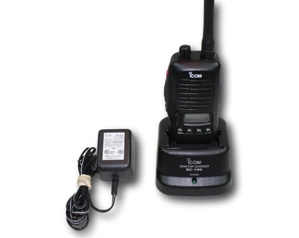 Icom IC-F3GS VHF (146-174MHz) Portable Radio