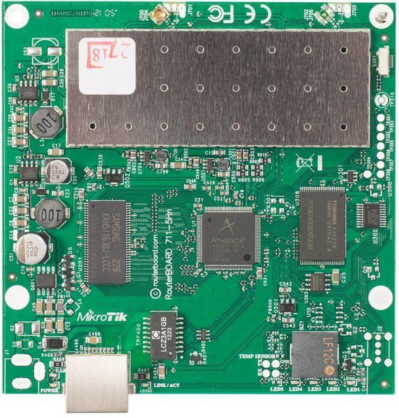 MikroTik RB711-5Hn CPE RouterBOARD (New)