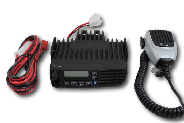 Icom IC-F5121D VHF (136-174MHz) Mobile Radio