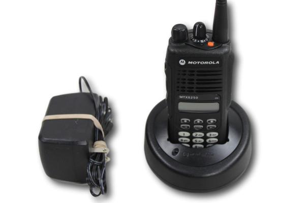 Motorola MTX8250 800MHz Portable Radio (Privacy Plus)