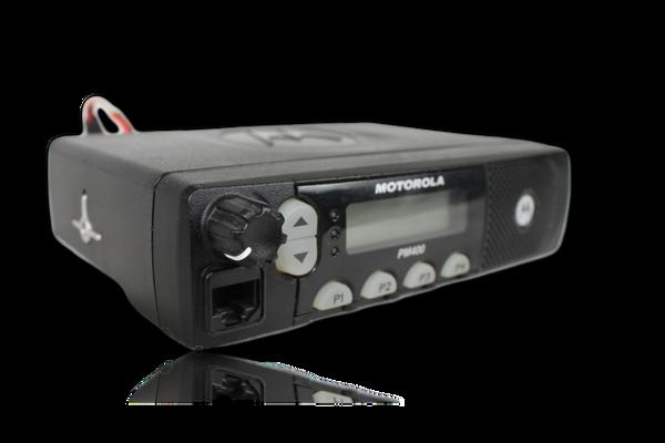 Motorola PM400 UHF (465-495MHz) Mobile Radio (25W)