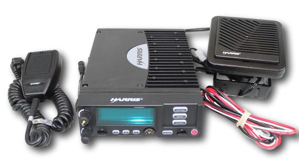 Harris M/A-Com XG-75M 700/800MHz Mobile Radio (Dash-Mount)