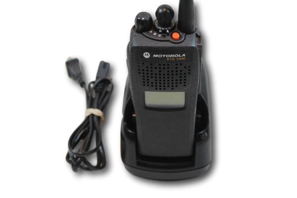 Motorola XTS1500 Model 1.5 UHF (380-470MHz) Portable Radio (P25)