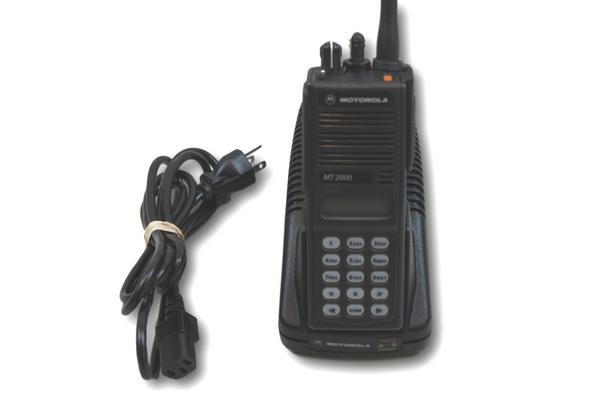 Motorola MT2000 Model 3 VHF (136-174MHz) Portable Radio