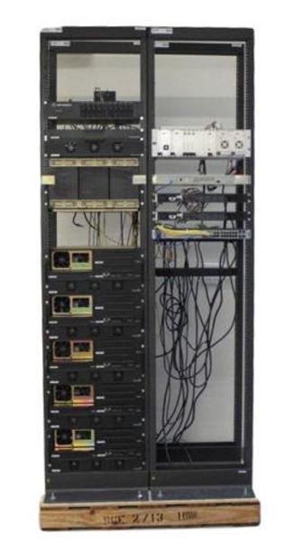 Motorola STR3000 700MHz Trunking System (P25)