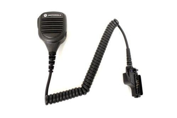 Motorola PMMN4038 Speaker Mic (Intrinsically Safe)