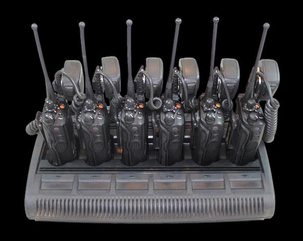 6 PACK Motorola XTS5000 Model 2 800MHz Portable Radios