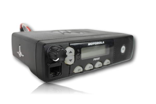 Motorola PM400 UHF (438-470MHz) Mobile Radio (40W)