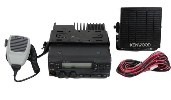 Kenwood TK-890 UHF (450-490MHz) Mobile Radio (Advanced/Dash Mount)