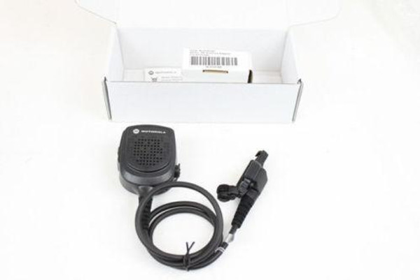 Motorola RMN5072 Public Safety Mic w/RF Adapter (New)