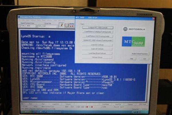 Motorola MTC3600 Smartnet II Controller (7ch)