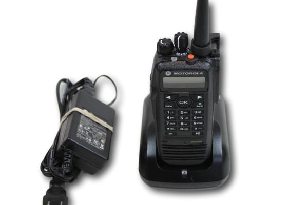 Motorola TRBO XPR6550 VHF (136-174MHz) Portable Radio (Digital)