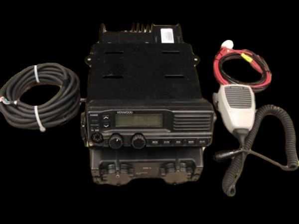 Kenwood TK-690H Lowband (40-50MHz) 160ch Mobile Radio BASIC Head (110W)