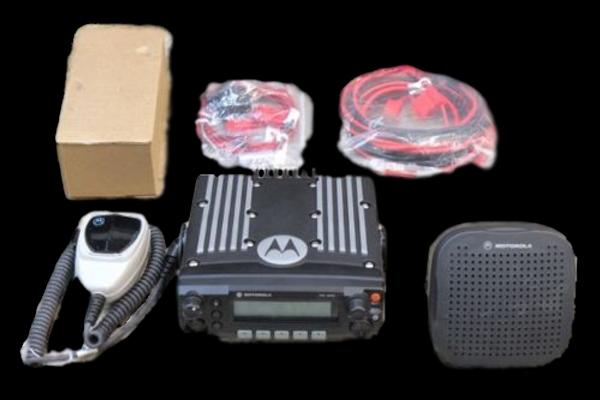 Motorola XTL2500 UHF (450-520MHz) Mobile Radio (40W) - Dash Mount