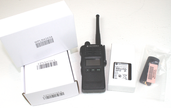 Motorola APX 1000 APX1000 UHF Model 2 PHASE 2 P25 Trunking ADP Smartzone