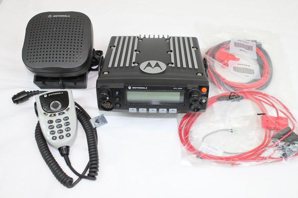 Motorola XTL2500 700/800MHz Mobile Radio (35W) Dash Mount w/ Enhanced Mic