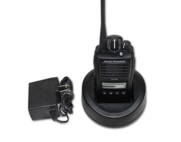 Vertex VX-264-G7-5 UHF (450-512MHz) 128ch 5W Portable Radio